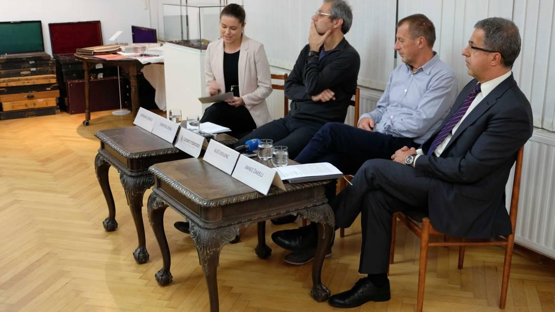 [Novinarska konferenca] Lesni feniks – projekt krožnega gospodarstva s pomenom za lokalno skupnost