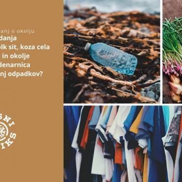 Povzetki serije predavanj o okoljskih temah