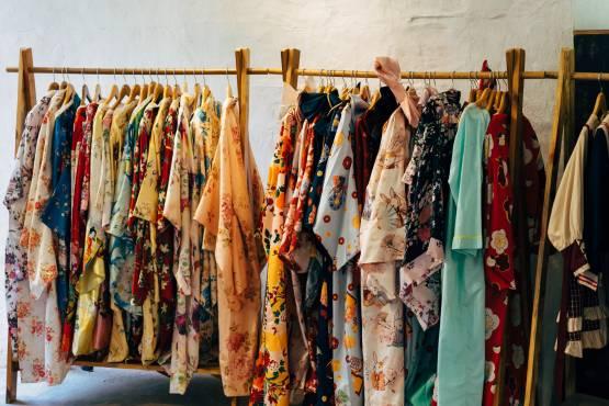 Tekstil: hitra moda in okolje